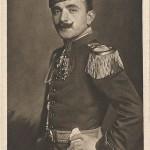 """""""Enver Pascha. Höchstkommandierender der türkischen Land- und Seemacht"""". Kriegskarte, ungelaufen. Sammlung Detlev Brum."""