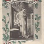 """""""In Treue fest!"""" Feldpostkarte. Gelaufen im Oktober 1915. Sammlung Detlev Brum."""