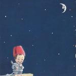 """""""Bosporus. Auf der Hut."""" Sign. Carl Diehl. Ansichtskarte, gelaufen Februar 1915 als """"Militärsache"""" von Infanterie-Rekruten-Schule nach Biel. Sammlung Detlev Brum. Was das türkische Kind bewacht, war in Deutschland ab Ende 1914 allseits bekannt. Nach Beginn des Ersten Weltkriegs wurden mit deutscher Hilfe die Dardanellen befestigt und der Bosporus für die internationale Schifffahrt gesperrt. Damit waren die Seeverbindungen Russlands zu den westlichen Alliierten sowohl über die Ostsee als auch zum Schwarzen Meer weitgehend von Deutschland und dem Osmanischen Reich kontrolliert und Waffenlieferungen der Westalliierten über den Seeweg kaum durchführbar. Im Februar 1915 griff ein Verband britischer und französischer Schiffe einige türkische Artilleriestellungen entlang der Küste der Dardanellen an."""