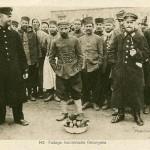 """""""Farbige französische Gefangene"""". Ansichtskarte, ungelaufen. Verlag v. Knackstedt, Hamburg. Sammlung Markus Kreis."""