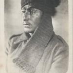 Kriegsgefangener aus Indien. Die Aufnahme ist vermutlich in einem der drei Kriegsgefangenenlager in Münster entstanden. Ansichtskarte, keine weiteren Angaben, ungelaufen. Sammlung Detlev Brum.