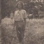 """""""Guerre 1914 - Type Hindou. La Penne près Marseille"""" (Hindu. La Penne in der Nähe von Marseille). Carte Postale, gelaufen 1916 innerhalb Frankreichs. Sammlung Detlev Brum."""